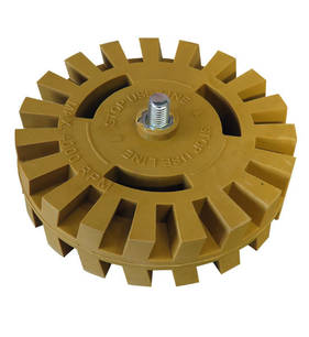 100mm Tape Eraser Wheel