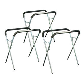 Set of 3 Heavy Duty Panel Stands
