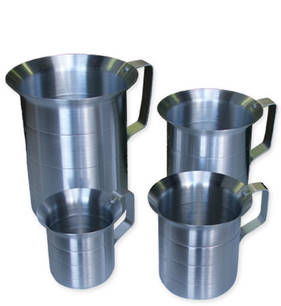 Aluminium Measuring Cup Set