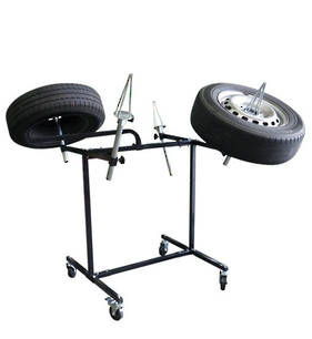 Wheel Paint Stand