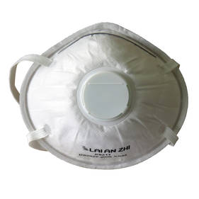 Disposable Dustmasks with Valve Box of 20