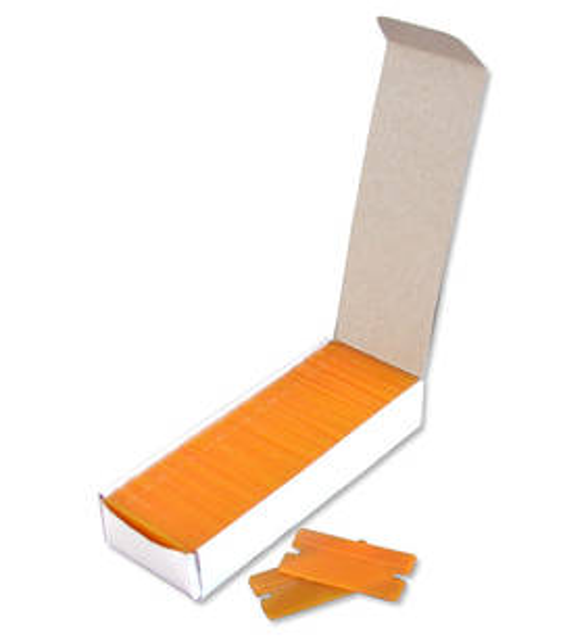 Plastic Razor Blades