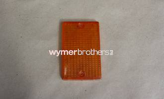 Lens Amber LH Rear - BUY NOW