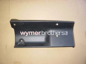 Cover Bumper End RH