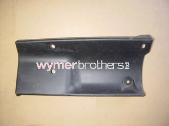Cover Bumper End LH