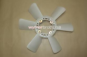 Fan Blade 6B Viscous