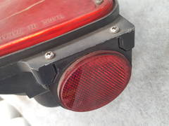 Reflector Unit - Red LH