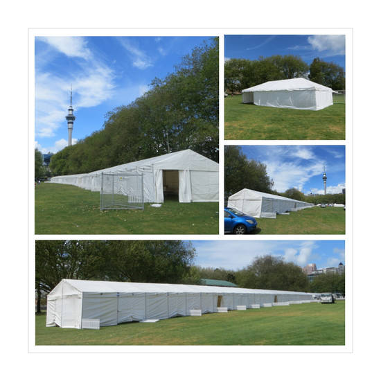 6m Marquees