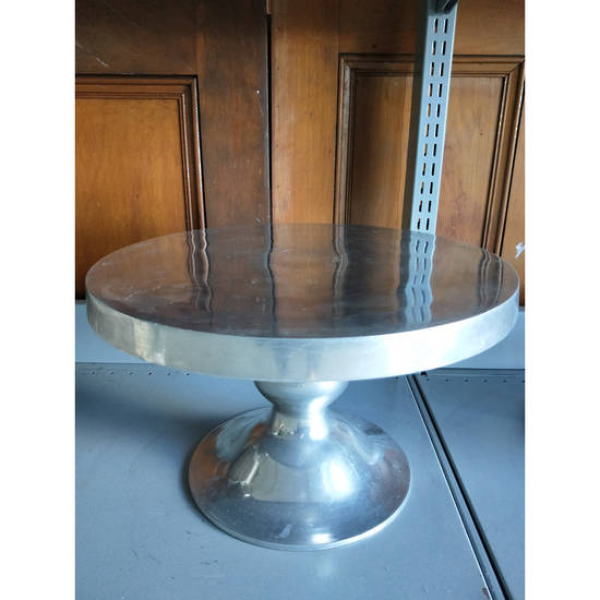 Cake Stand - Pewter 40cm