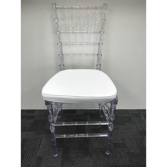 Chiavari Chair - Clear
