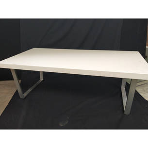 Table - Coffee - White Top