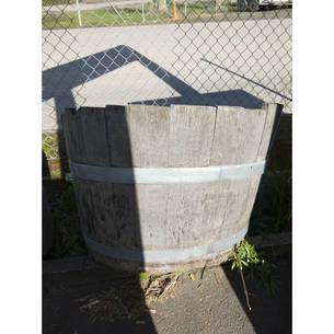 Wine Barrel - Half