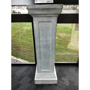 Plinth 1m White