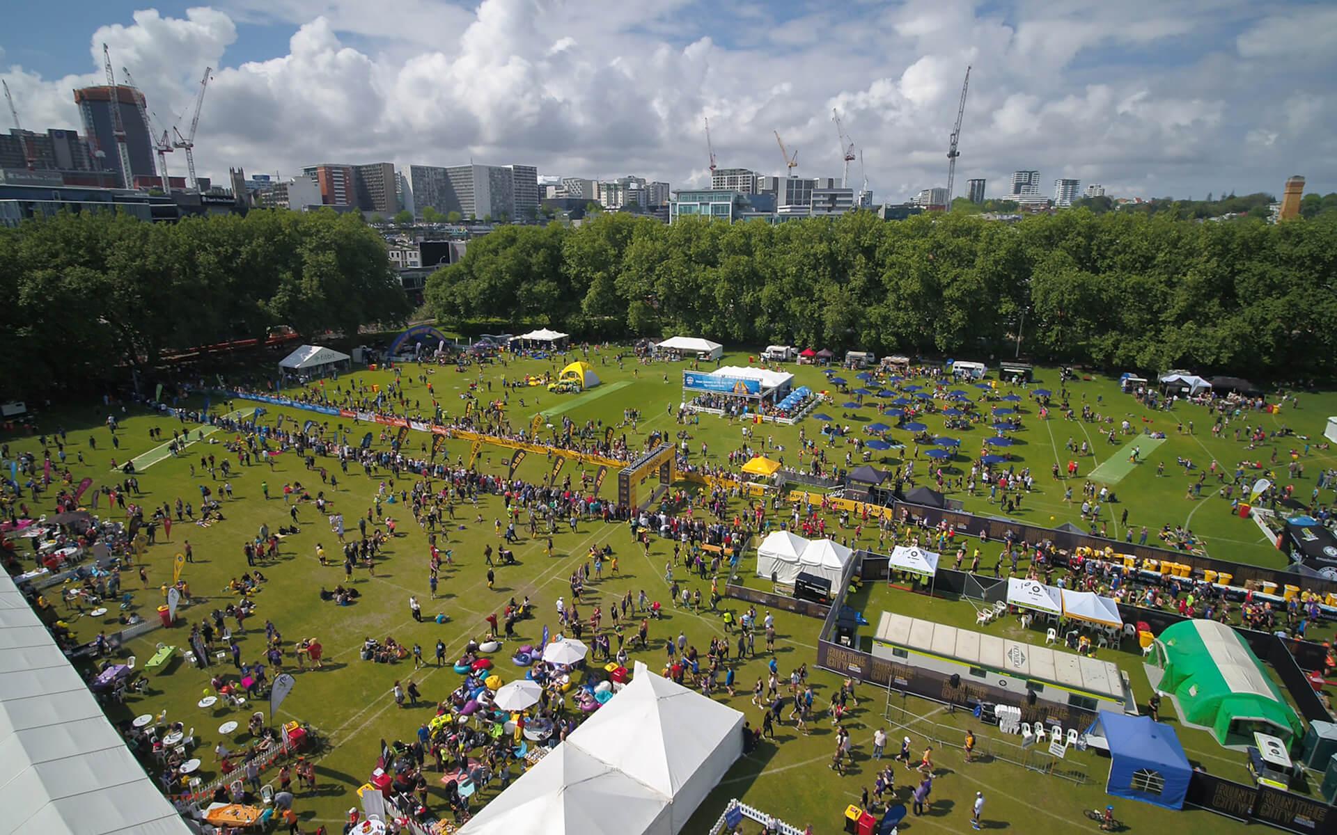 Auckland Marathon Mid Event