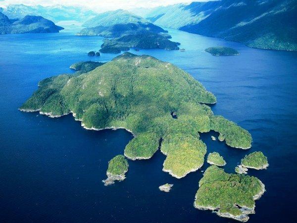 Dusky Sound Fiordland