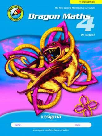 Dragon Maths 4 - YR 6
