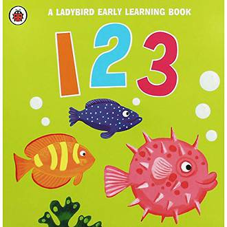 A Ladybird Early Learning Book 123