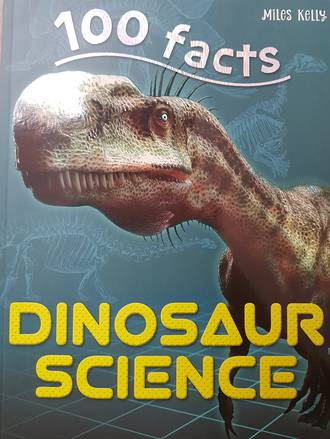100 facts Dinosaurs science