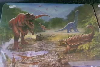 Extinct Animals Of New Zealand - Land Dinosaurs