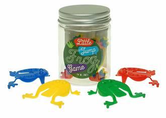 Seedling Little Jump Frog Game