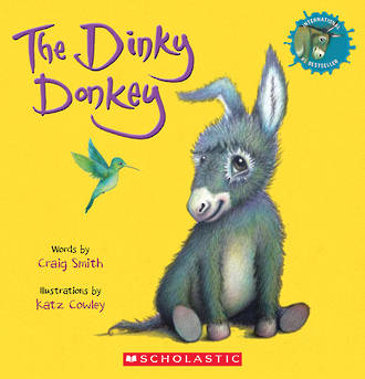 The dinky donkey by Craig Smith