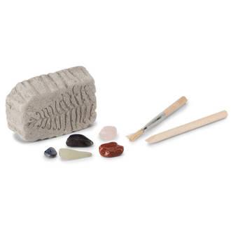 Crystal Mania Mini Gemstone Dig Kit