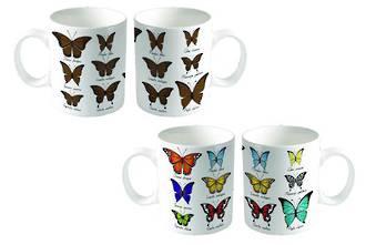 Hypercolour Mug Butterflies