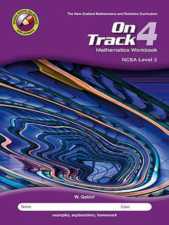 On Track 4 - YR 12 ( NCEA Level 2)