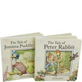 Peter Rabbit Board Book Gift Set