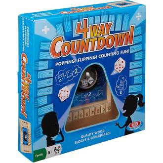 4 Way CountDown Game