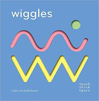 Wiggles by Claire Zucchelli-Romer