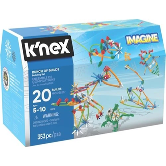 K'nex Imagine 353 Pieces