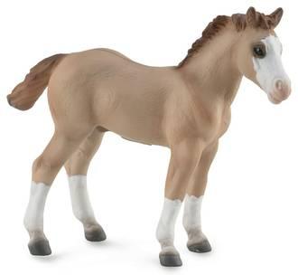 Collecta - Quarter Foal Red Dun