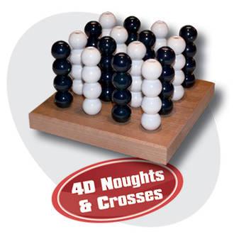 Tarata 4D Noughts & Crosses