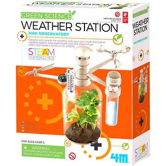 Green Science Weather Station Mini Observatory