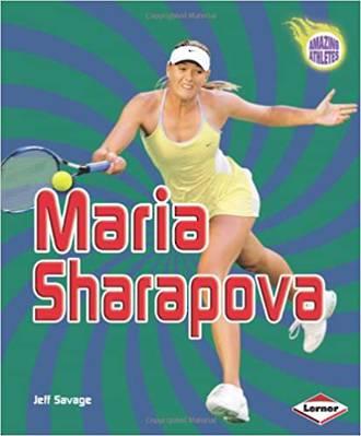 Maria Sharapova by Jeff Savage