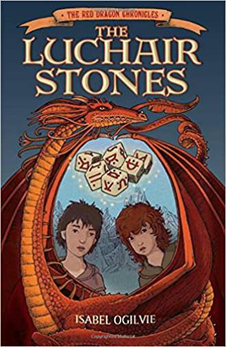 Red dragon chronicles - The Luchair Stones by Isabel Ogilvie