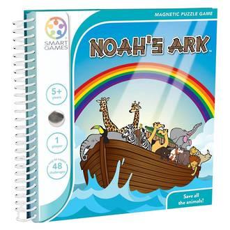 Smart Games Magnetic Travel Games Noah's Ark