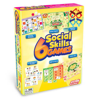 6 Social Skills Games