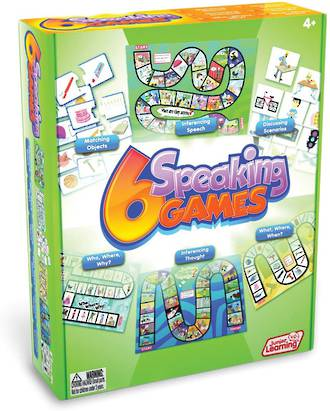 6 Speaking Games