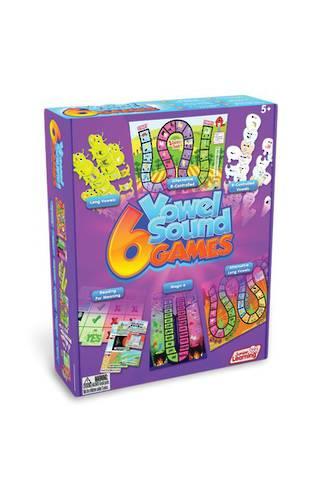 6 Vowel Sound Games