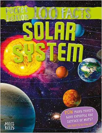 100 Facts Pocket Edition Solar System