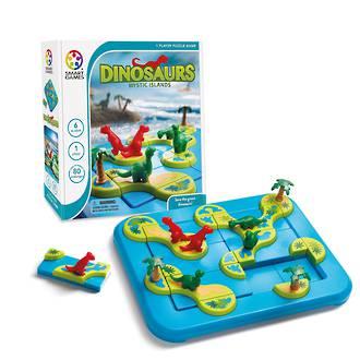 Smart Games Dinosaurs Mystic Islands