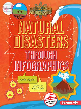 Super science - Natural disasters by Nadia Higgins