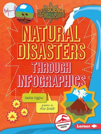 Super science - Natural disasters by Nadia Higgins