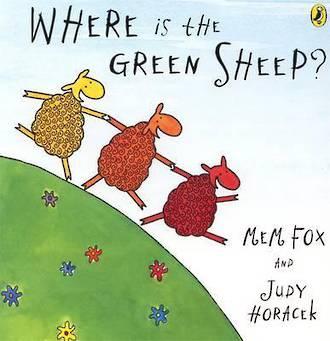 Where is the Green Sheep (board book)