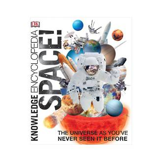 DK Knowledge Encyclopedia Space