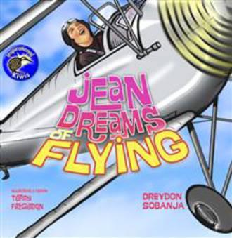 Jean dreams of flying by Dreydon Sobanja