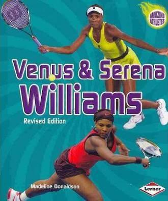 Venus & Serena Williams by Madeline Donaldson
