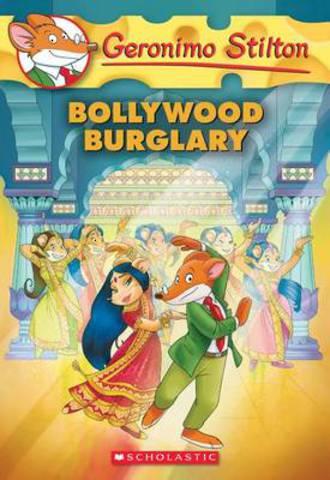 Geronimo Stilton - Bollywood Burglary #65
